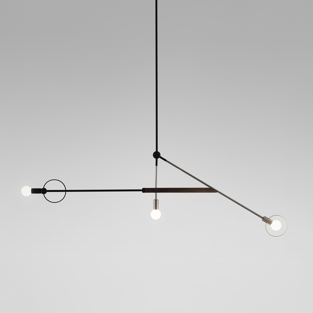 "Wallpaper Magazine: ""Upwardly Mobile: Jean-Pascal Gauthier's Calder-inspired Lighting Design"""