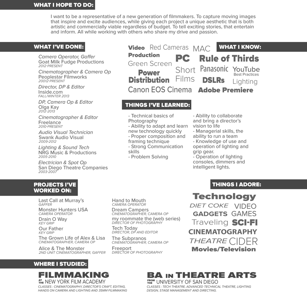 freelance cameraman resume also above is an image of freelance writer resume which presents a good templatenet above is an image of freelance writer resume which presents a goodtemplate