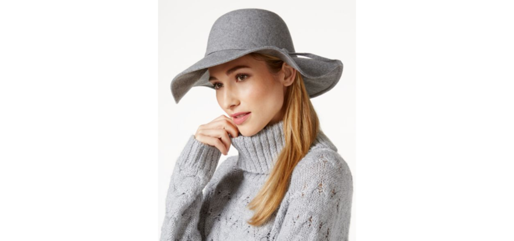 Collection XIIX Basic Floppy Hat  (affiliate link) / Photo Credit:  Macy's  (affiliate link)