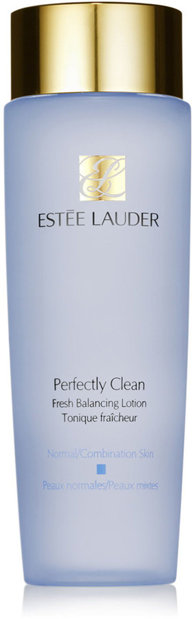 Estee Lauder Perfectly Clean Fresh Balancing Lotion  (affiliate link) / Photo Credit:  Macy's  (affiliate link)
