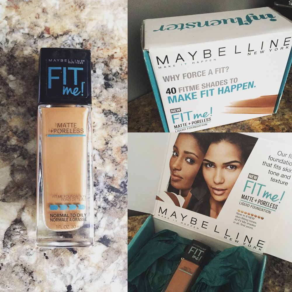 Maybelline FITME!Foundation