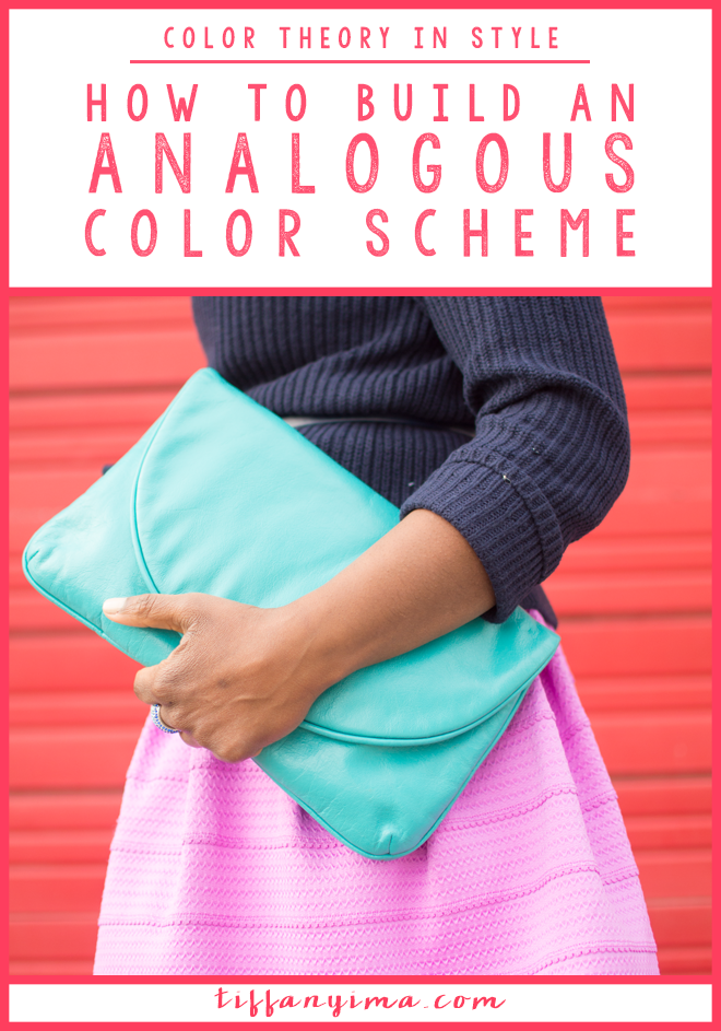 HOW TO BUILD AN ANALOGOUS COLORS SCHEME COLORTHEORYINSTYLE TIFFANY IMA