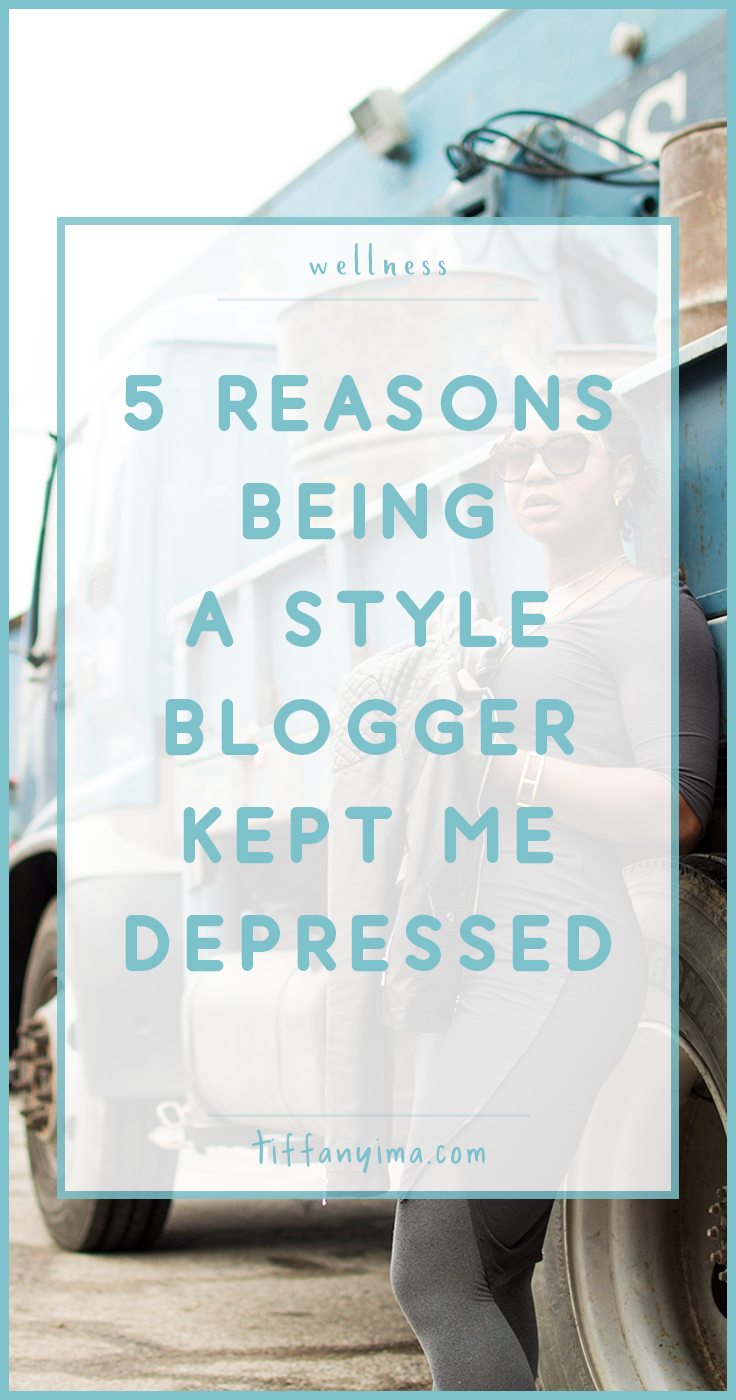 styleI am a shopaholic.  There is a rush that comes with bouncing from store to store looking for cool things to add to my collection. I can spend hours an any type of store and find something to purchase. Click through to read how style blogging kept me in a depressed state!