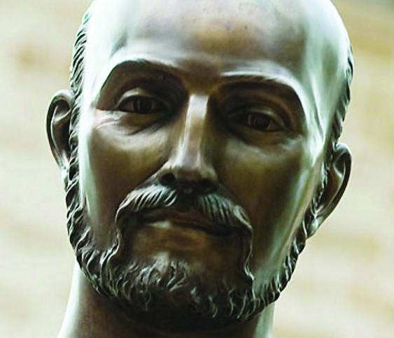 Ignatius of Loyola at  Rockhurst University
