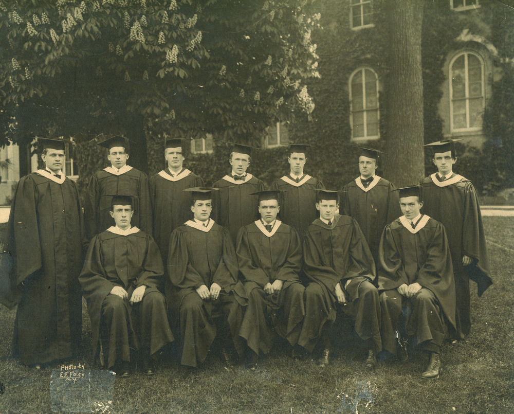 The class of 1907