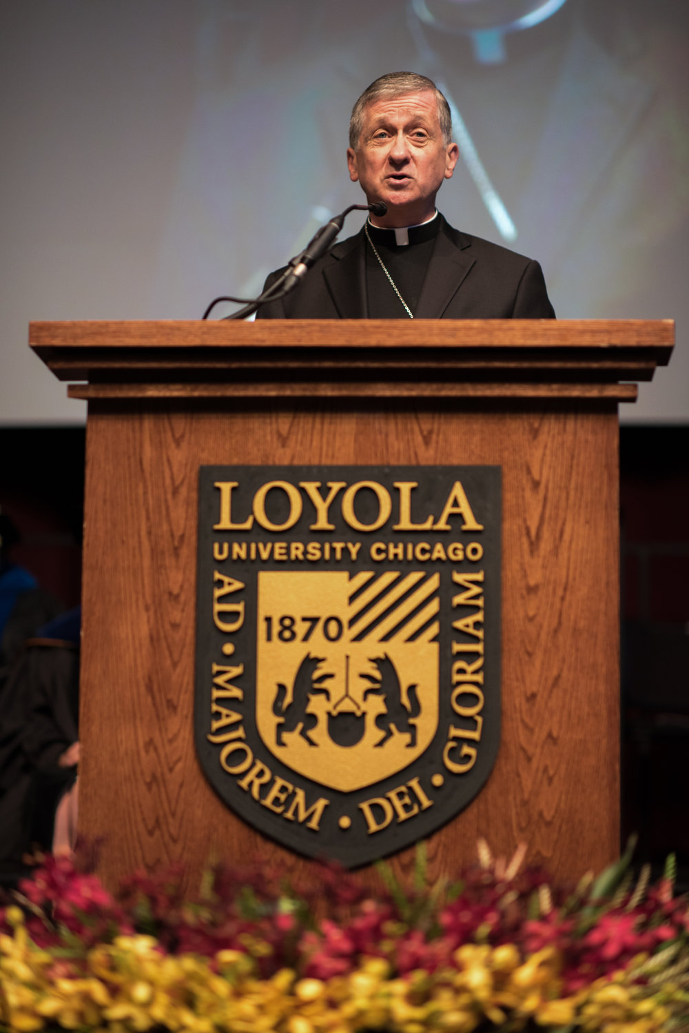 Photos of Arrupe College of Loyola University Chicago's Inagural Graduation, August 2017. All photos are featured courtesy of  Loyola University Chicago .