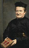 Founder and President Father Felix Barbelin, S.J.