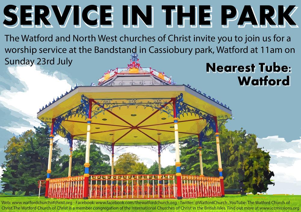 Blog The Watford Church Of Christ