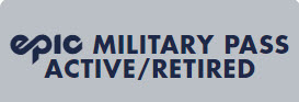 14 resorts. 1 pass. - For Active and Retired Military. Military Epic Passes will require verification.