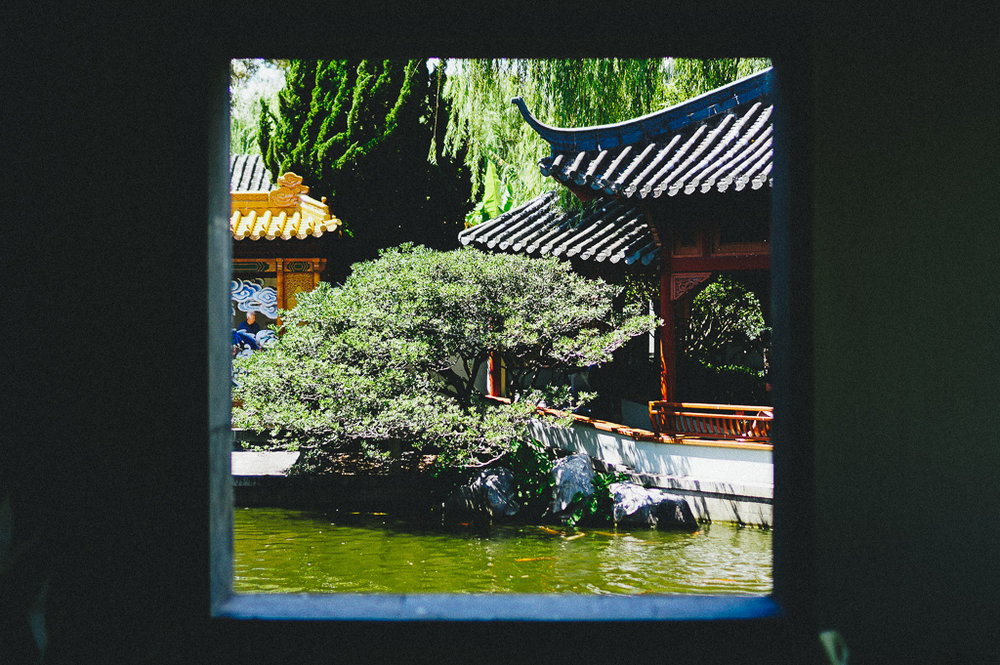 """Chinese Garden of Friendship"""