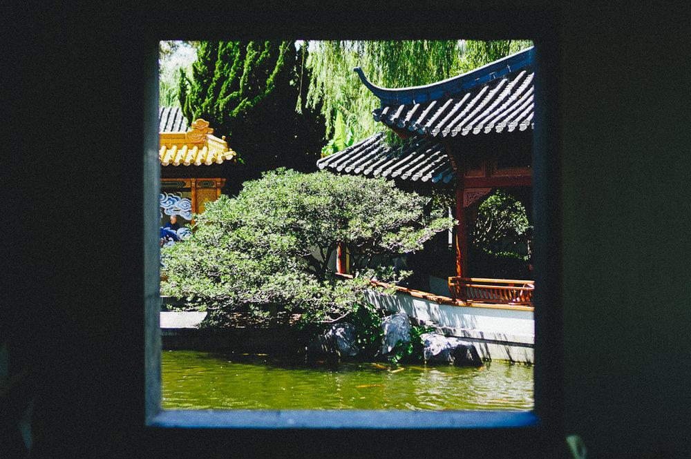"""""""Chinese Garden of Friendship"""""""