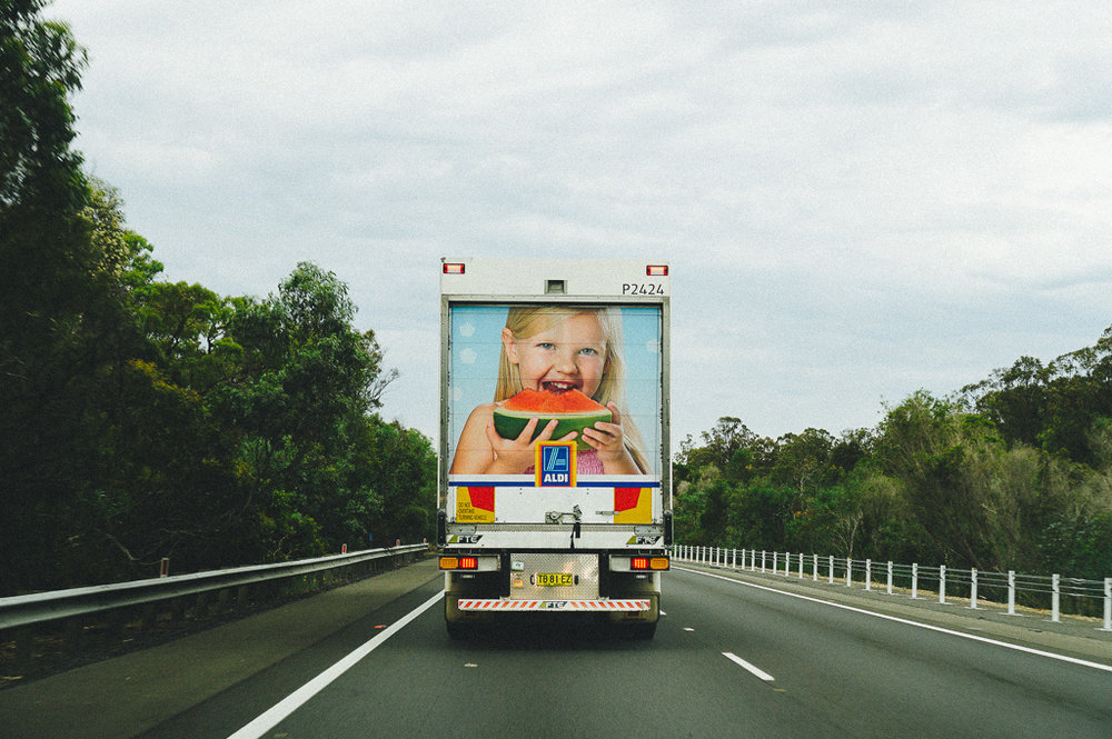 """Road to Sydney - Summer 2018"""