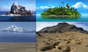 Islands come in many different shapes and sizes, but what many have in common is that they are home to unique and threatened species.