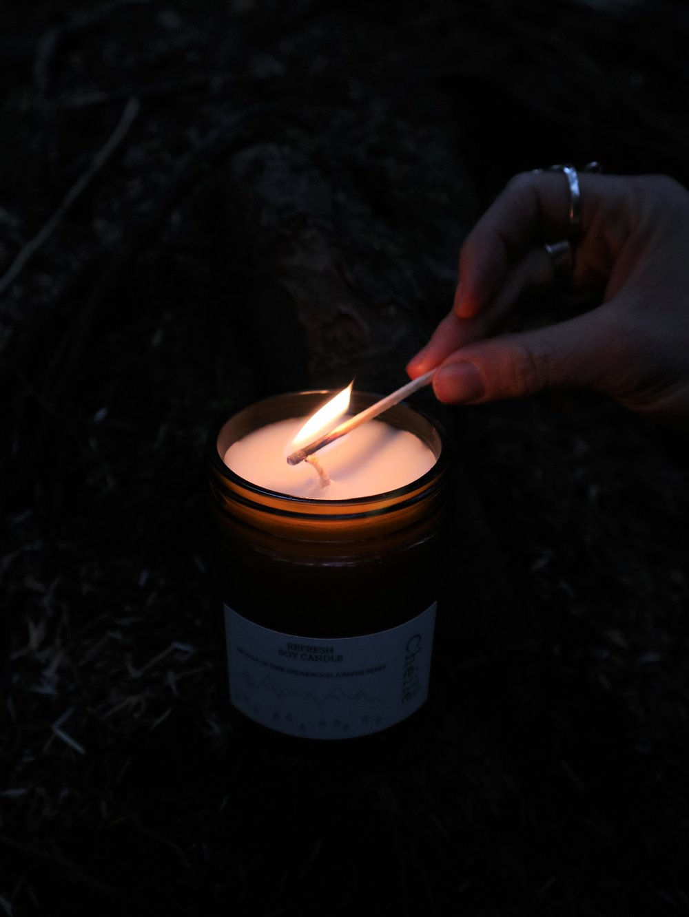 Imbolc Self Care Ritual - What you'll need:Your favourite herbal tea (we love Vancouver local tea lani)Your choice of herbs or essential oilsChéile REVEAL Fruit Acid ExfoliateWater/honey/coconut yogurtTowelJournal