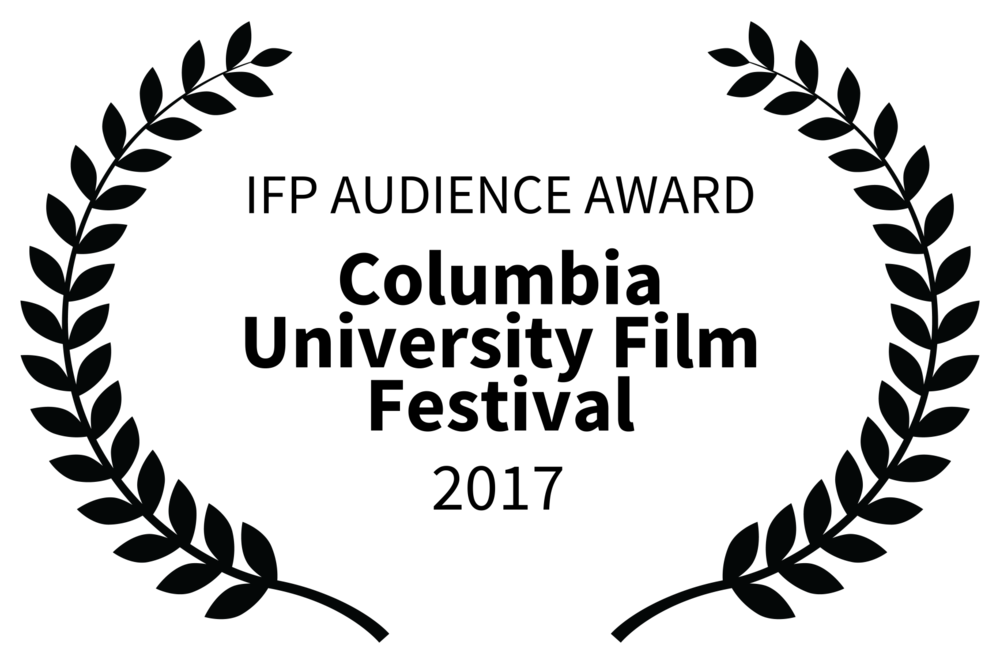 IFP AUDIENCE AWARD - Columbia University Film Festival - 2017.png
