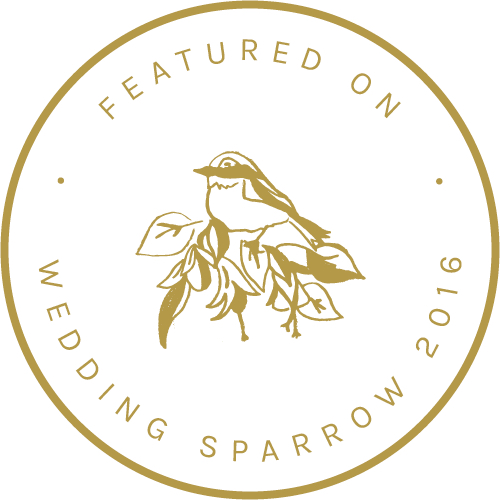 Wedding Sparrow Feature