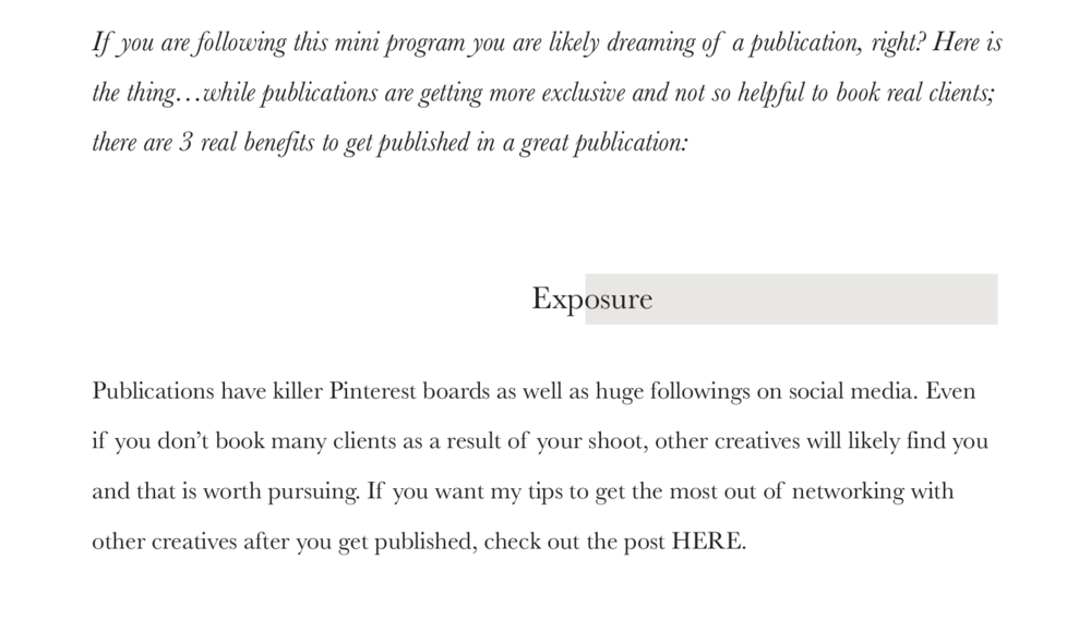 How to incorporate publication into your marketing goals