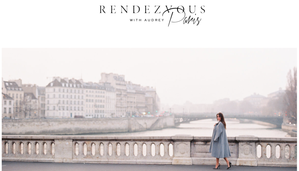 Workshop - Rendezvous Paris