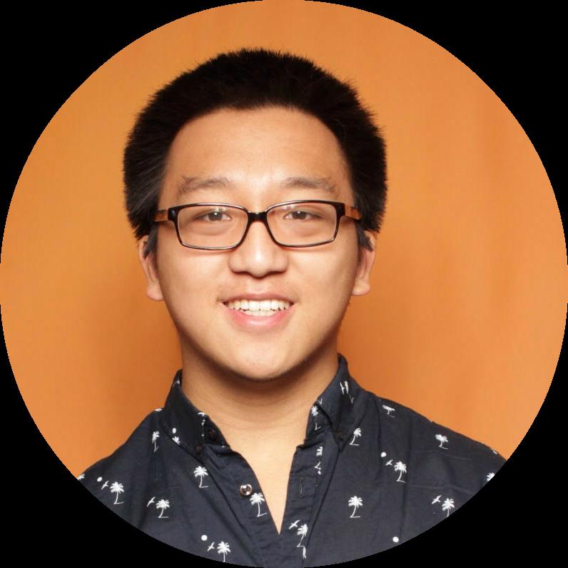 George Liu     Lead Organizer