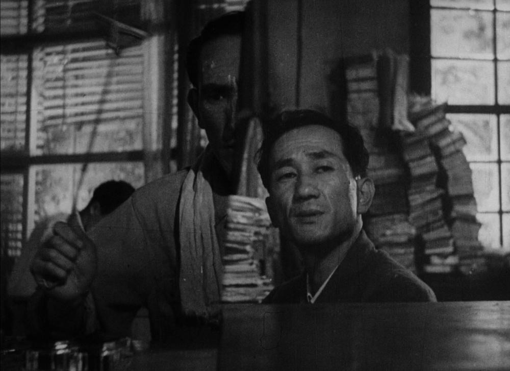 Gotta love those Kurosawa wipes.