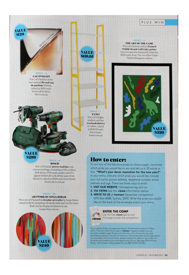 Home Plus Magazine - December 2014