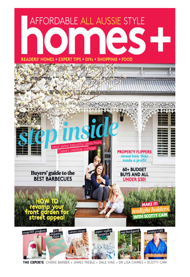 Homes Plus Magazine - December 2014