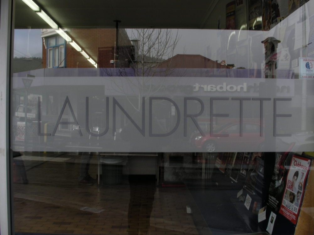 Laundrette 1