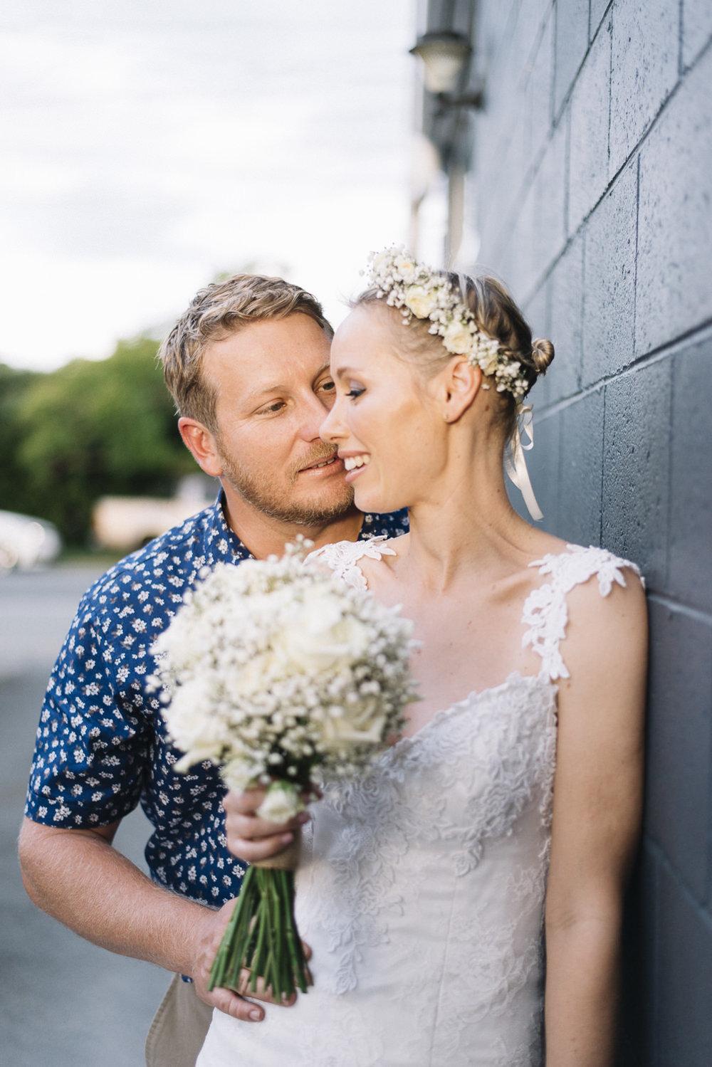 Wedding at JFK Woodfire Kitchen