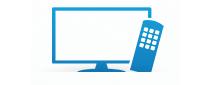 Get TV Frå 499,-/månad Vekk med parabolantenner og dårlege signal. Få marknadens mest fleksible TV-tilbod. Les meir