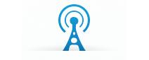 Radio    Inntil 50 Mbit/s   Eit godt alternativ når fiber ikkje er tilgjengeleg eller ein ynskjer midlertidig internettaksess.    Les meir
