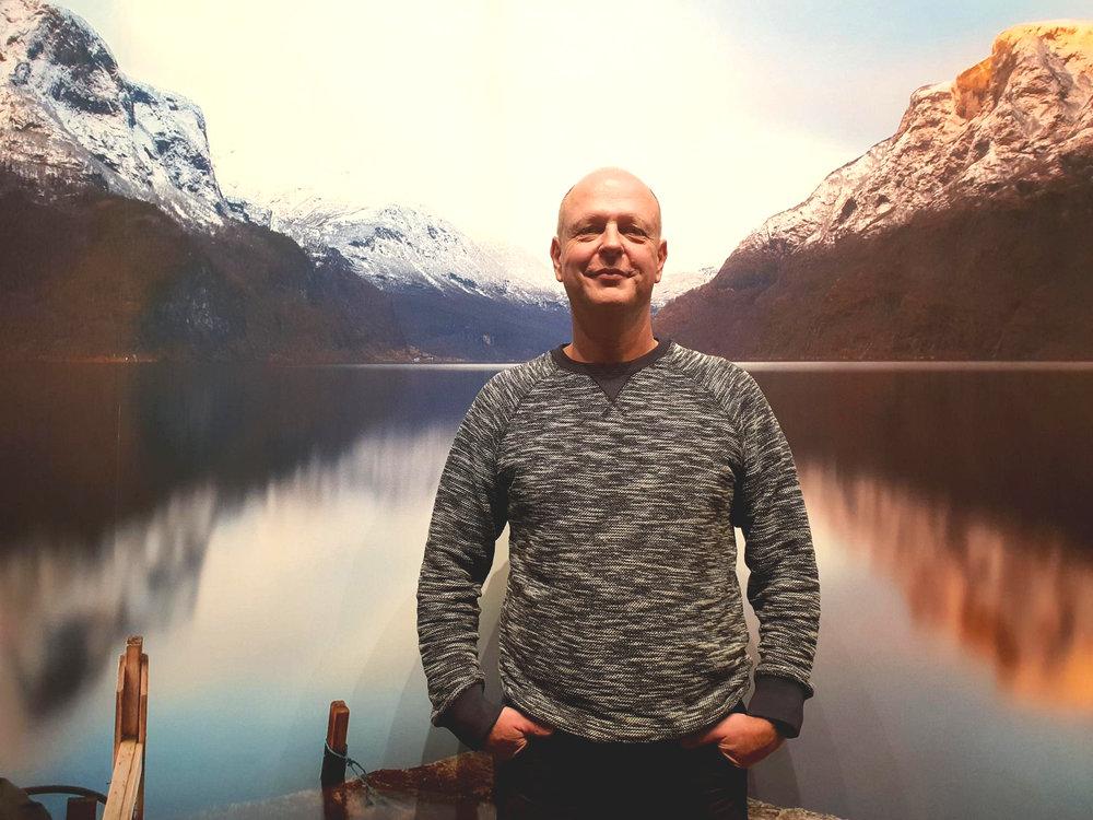 Geir Inge Tufte IT Manager Flåm AS