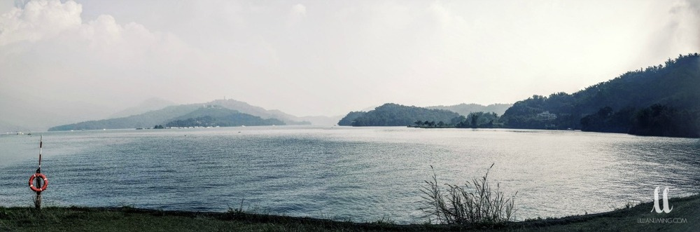 Sun Moon Lake, Fall 2015