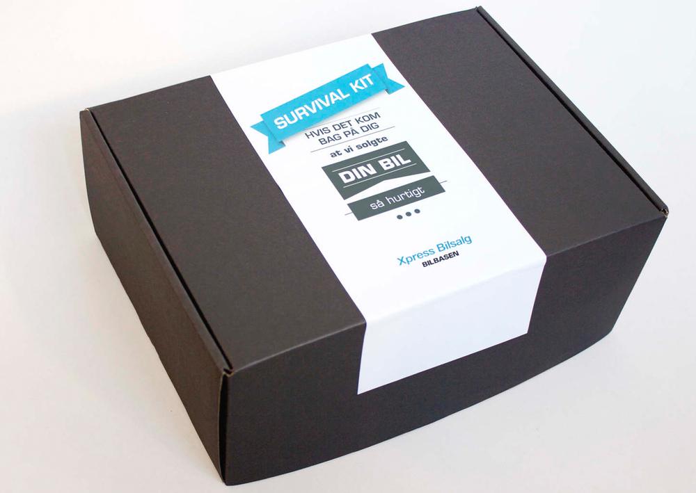 BILBASEN - Survival Kit