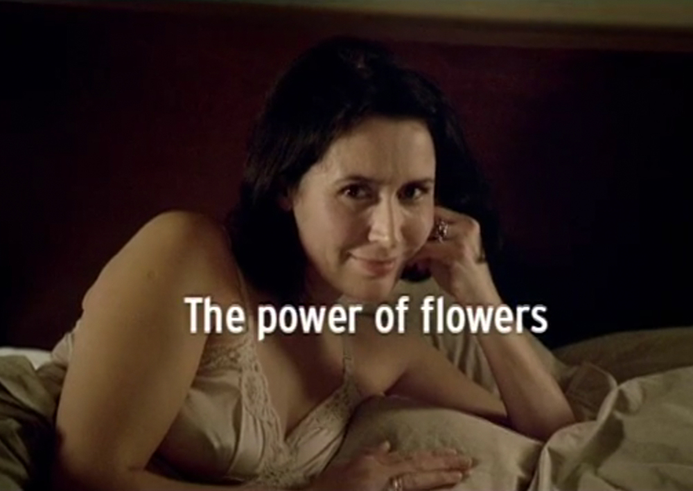 INTERFLORA - The power of flowers