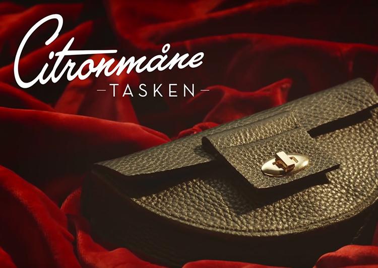 CITRONMÅNE -Den eksklusive taske