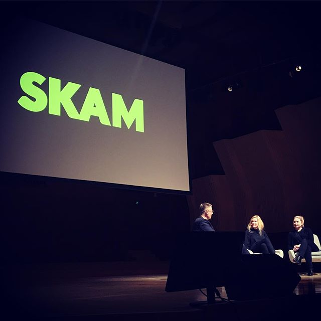 Don't ask how to get 16 year olds  to your channel. Ask what you can give to them #skam #cphtransform17