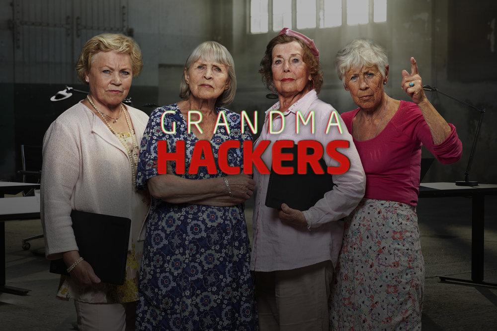 STOFA - Grandma Hackers