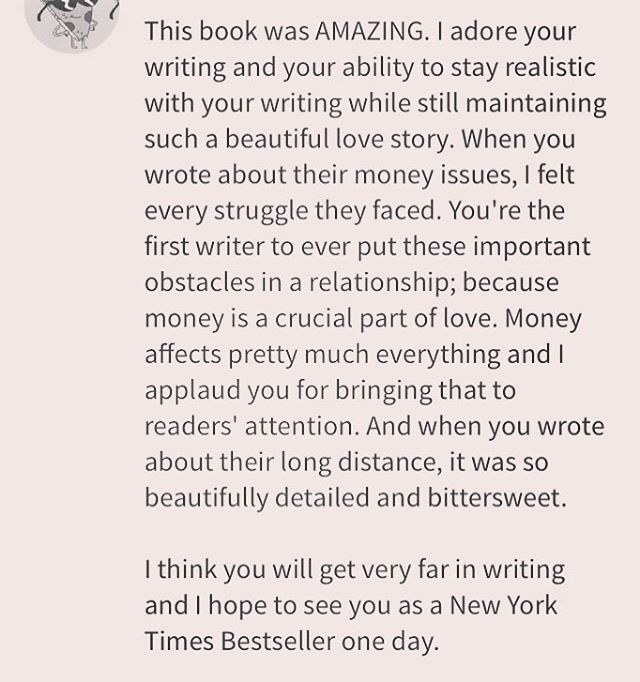 Day 6: Favourite review - it's tough to pick just one, especially from all those on Wattpad but I've chosen this. I love the fact that the reader noticed and enjoyed the themes in Line We Forget and the last line is a boost of confidence like no other! ☺️😊 ❤️ #writewemay #writersofinstagram #bookstagram #bookreview #review #wattpad #sweet #inspiring #books #writerslife #happy #may #author #novel #nyt #bestseller