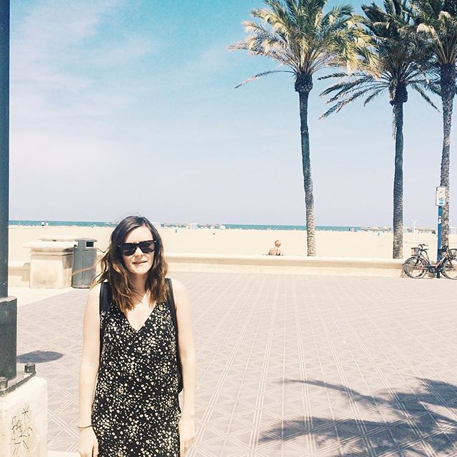Just take me back to Valencia please. Ok. Thanks #sunshine #sun #Spain #palmtrees #summer #missingit