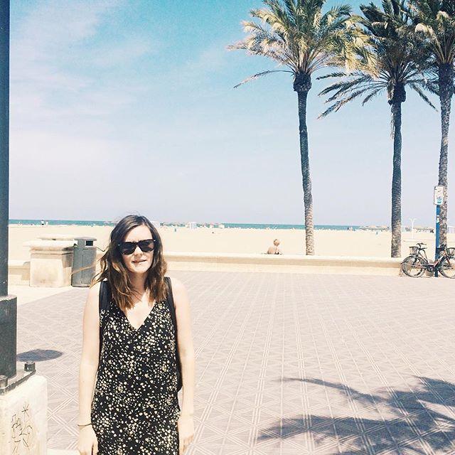 Just take me back to Valencia please. Ok. Thanks #sunshine #sun #Spain #palmtrees #summer #missingit
