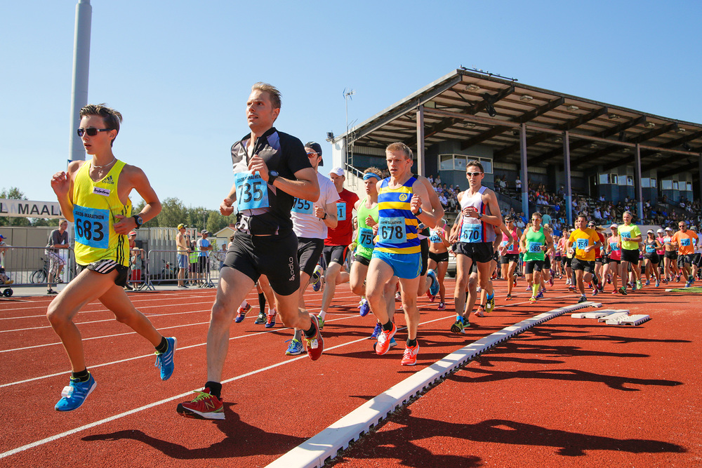 Jakob Marathon