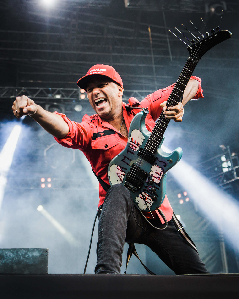 Sir Tom Morello | Prophets of Rage