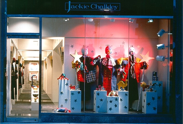 Jackie Chalkley Storefront