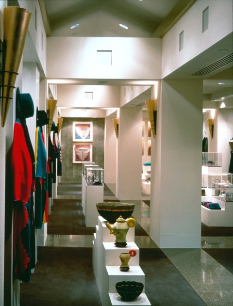 Jackie Chalkley Store Design