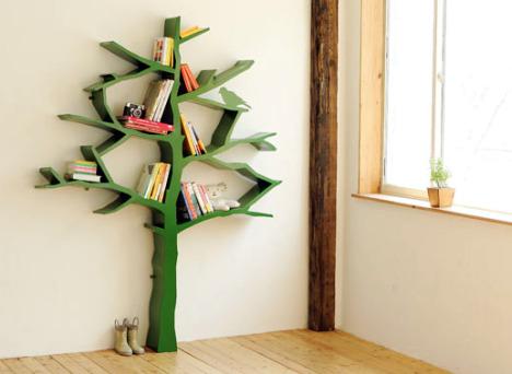 childrens furniture tree bookcase shawn soh