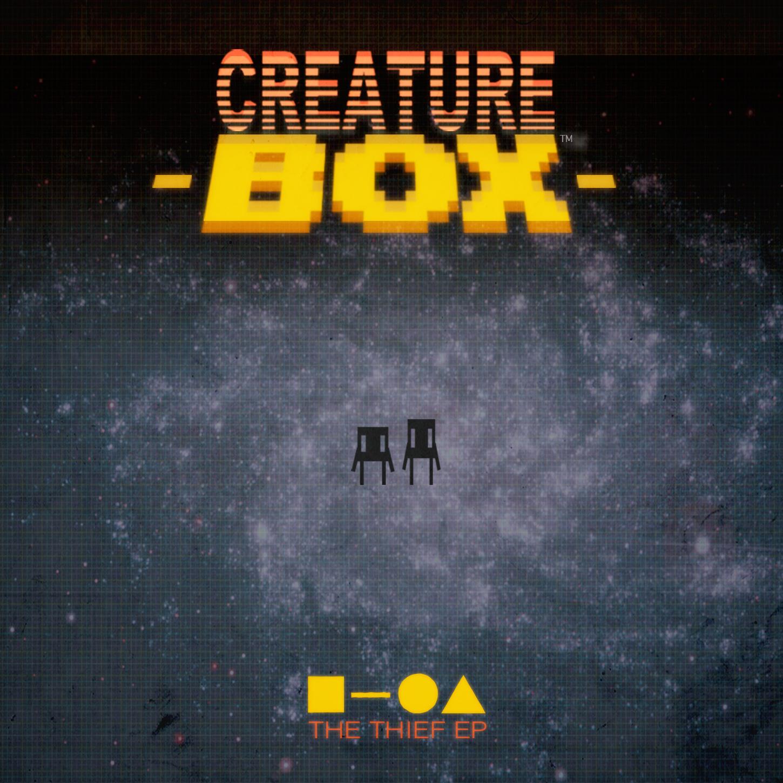 CreatureBox_TheThiefEP_cover
