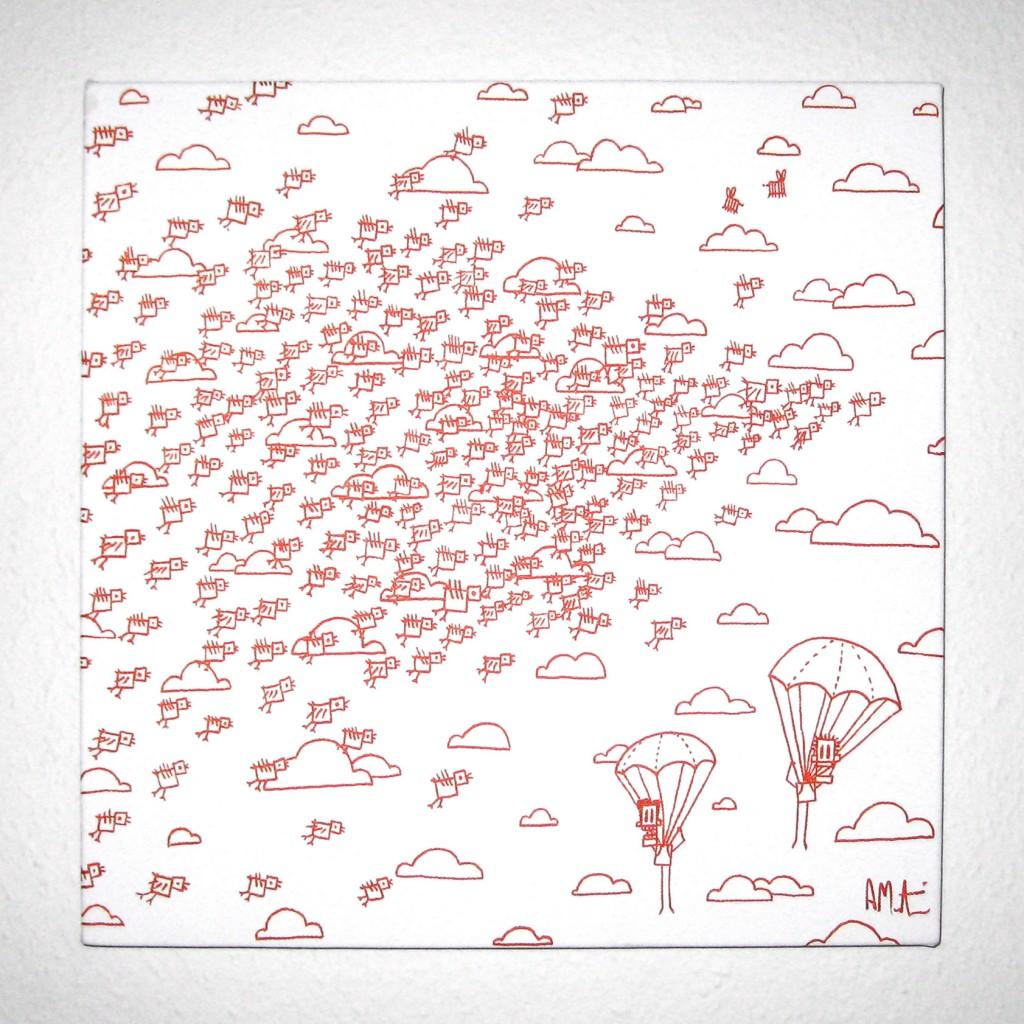 Parachute Canvas