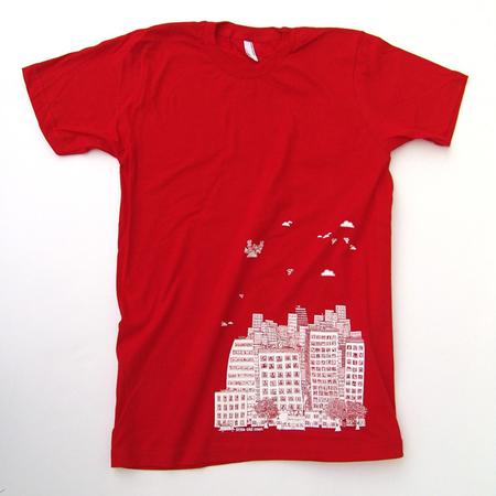 Little Old Men T-shirt