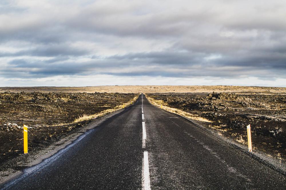 Reykjanes Peninsula Landscape Photography