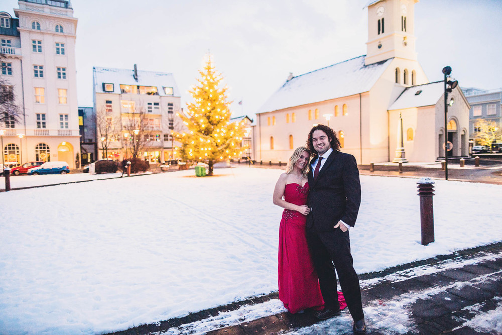 Reykjavik Wedding Photographer